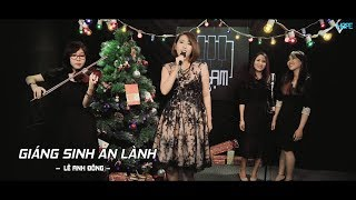 VHOPE | Giáng Sinh An Lành - Kim Nguyên | CHẠM+