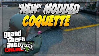 """GTA 5 ONLINE 1.16 - """"MODDED COQUETTE CLASSIC"""" - """"AFTER PATCH 1.16"""" (GTA V 1.16)"""