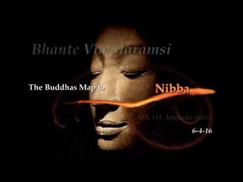 2016 Anupada Sutta MN 111 *Excellent Talk on Jhanas and the Attainment of Nibbana