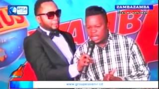 Zamba Zamba ya le 15/07/15, Lobesso, Bercy Muana et les Danseuses