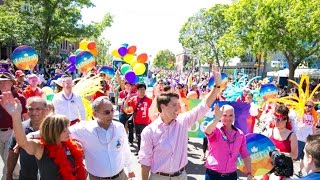 Fighting for LGBTQ2 Canadians