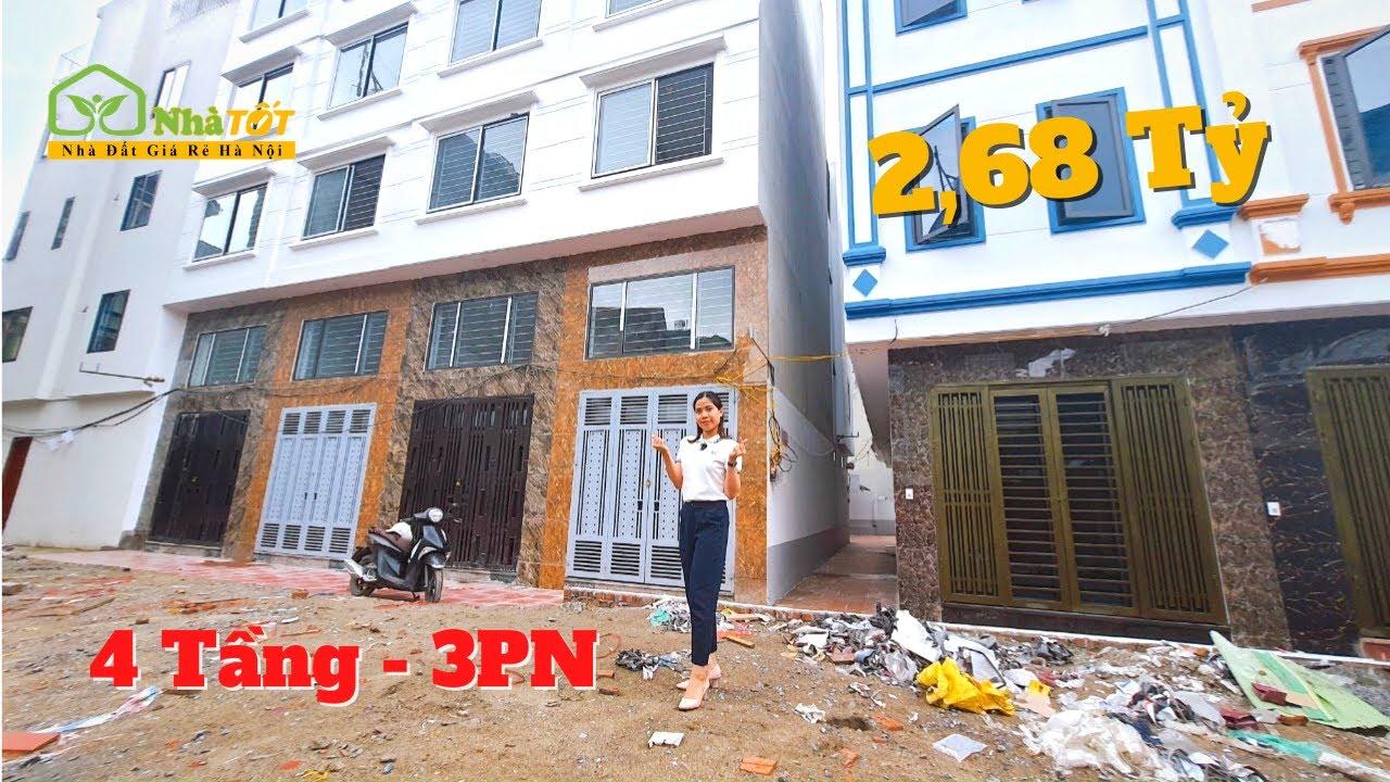 image Bán Nhà Ô-TÔ Đỗ Gần Đường Cầu Bươu, Thanh Trì, Hà Nội | nhà TỐT