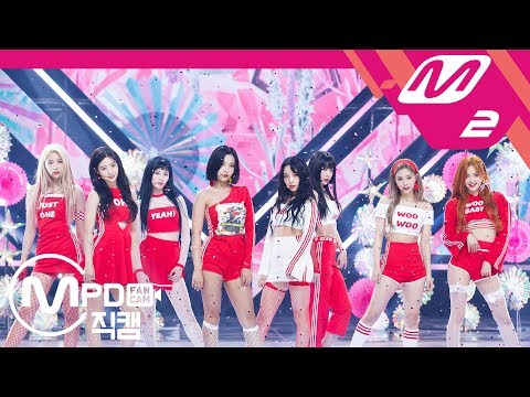 [MPD직캠] 다이아 직캠 4K '우우(Woo Woo)' (DIA FanCam) | @MCOUNTDOWN_2018.8.9