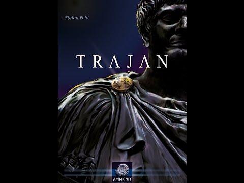 Trajan - zasady, przykładowa rozgrywka