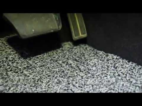 Wrangler JK 20mm thick coil mat review