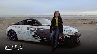 One Woman's Journey Into Professional Race Car Driving | Presented by Folgers