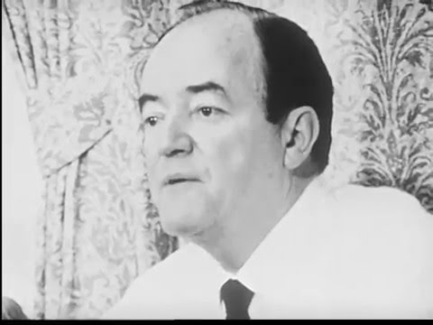 Hubert Humphrey Campaign Film