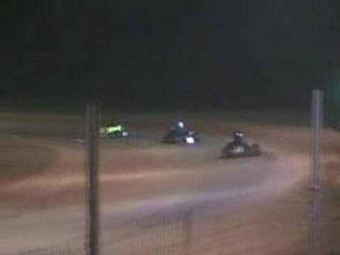 F200 Kart Race at I-20 Speedway, Texas