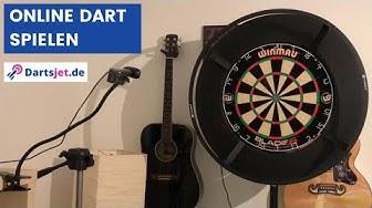 Online Dart spielen   So gehts und das brauchst du dafür   Webcamdarts Tutorial