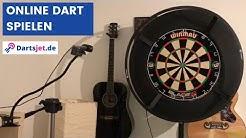 Online Dart spielen | So gehts und das brauchst du dafür | Webcamdarts Tutorial