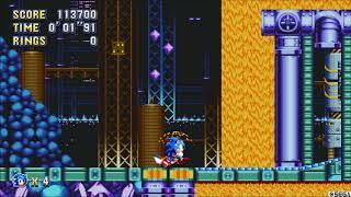 Baixar Sonic Mania Soundtrack - Lava Reef Zone Act 1