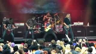 In Mourning - A Vow To Conquer The Ocean (Rockstad Falun 2012)