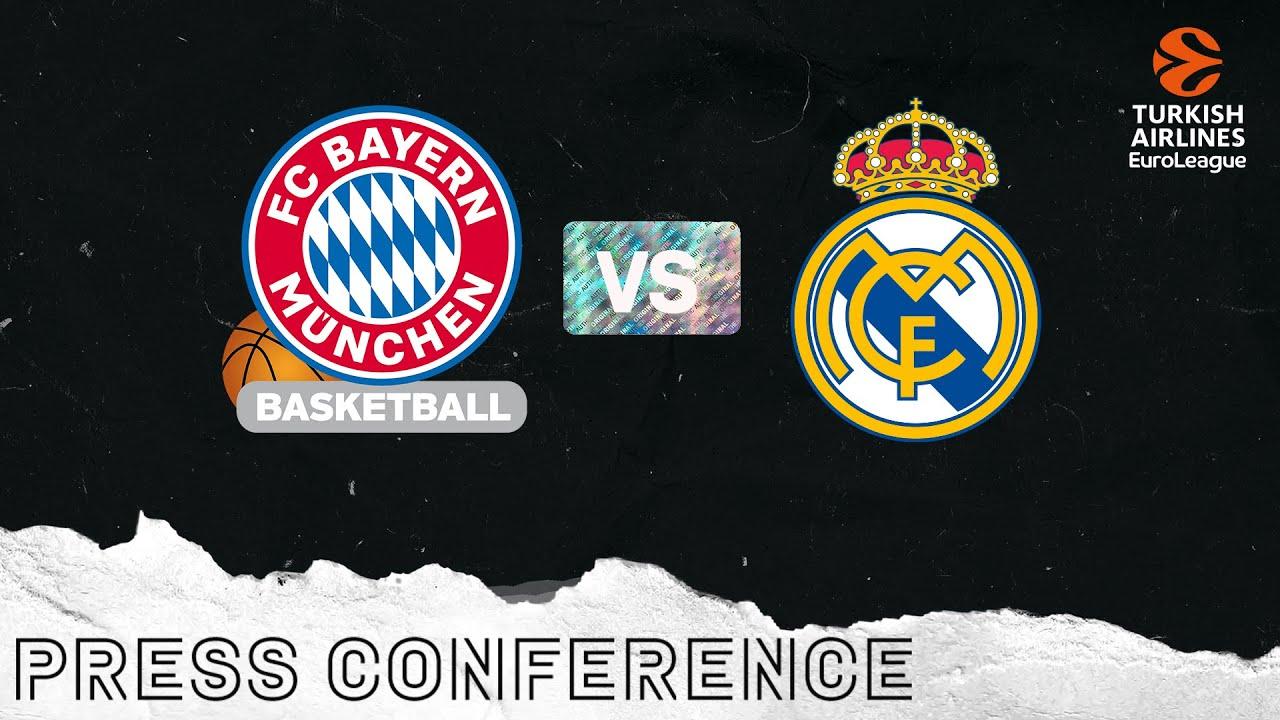 FCBB - Real Madrid | Postmatch Press Conference | Season 20/21