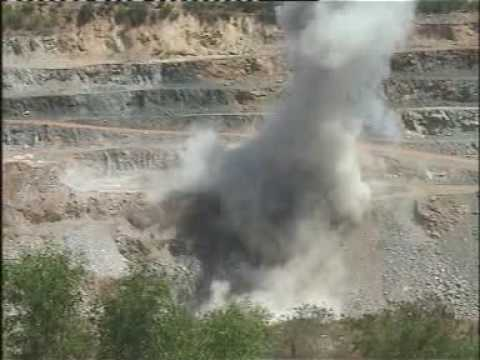 Blasting in Open Cast Mines - Mining Technology - Blasting Techniques