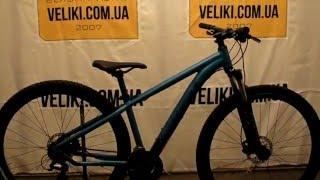 Обзор велосипеда Ghost Tacana 1