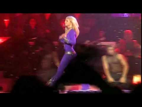 Britney Spears 'I Can't Get No Satisfaction'|HD|OIDIA Tour Live from London
