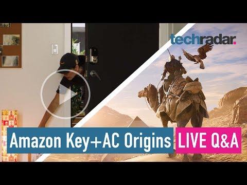 Download Youtube: Amazon Key, Assassin's Creed Origins, Mario - LIVE Q&A