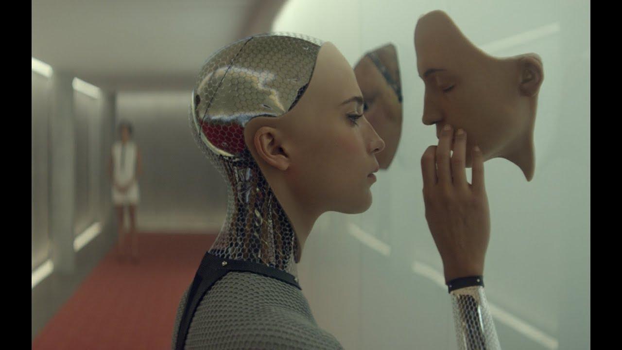 фільм про штучний інтелект Ex Machina