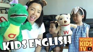 kids English 키즈잉글리쉬 어린이 영어교실 ABC 알파벳 파닉스 배우기 (PHONICS) A부터 Z까지 Phonics for kids english