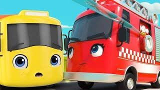 Go Buster - Wheels On The Bus! | By Little Baby Bum: Baby Songs & Nursery Rhymes | Kids Cartoons