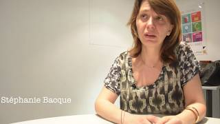 Stéphanie Bacquère, corporate hacking expert | Optimistic Workers in France