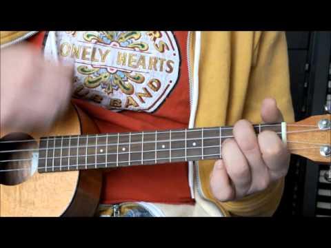 Learn Get Back on the Ukulele with Stuart Jebbitt - YouTube