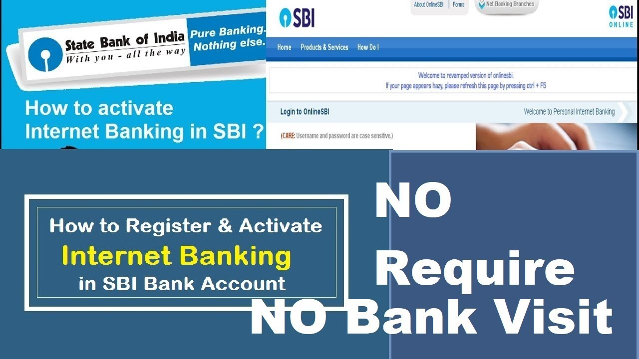 How to register net banking in state bank of india — photo 2