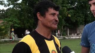 Copa José Flávio - Gols e entrevistas de Serrano 6 x 3 Gremio