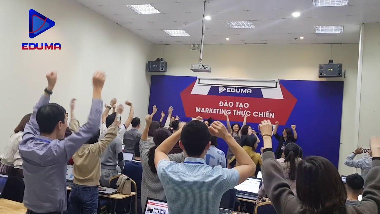 [Eduma] – Khoảnh khắc Follow the Leader tại Khóa học Facebook Marketing Miễn phí K20