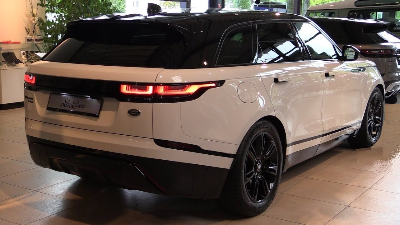 Velar Land Rover >> INSIDE the RANGE ROVER VELAR 2018 - In Depth Review Interior Exterior - YouTube