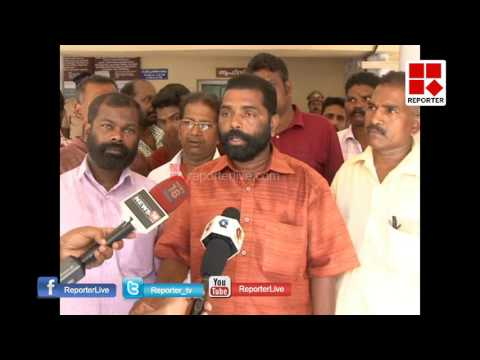 BJP Harthal in  Nallila Kollam against Beef Stall│Reporter Live