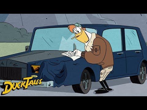 Launchpad | DuckTales | Disney XD