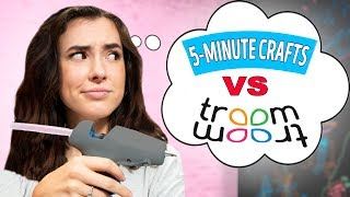 5 Minute Crafts VS Troom Troom!