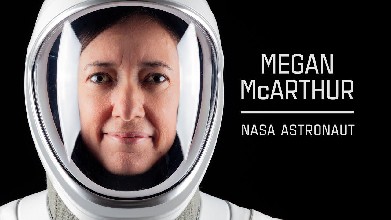Meet Megan McArthur, Crew-2 Pilot – NASA
