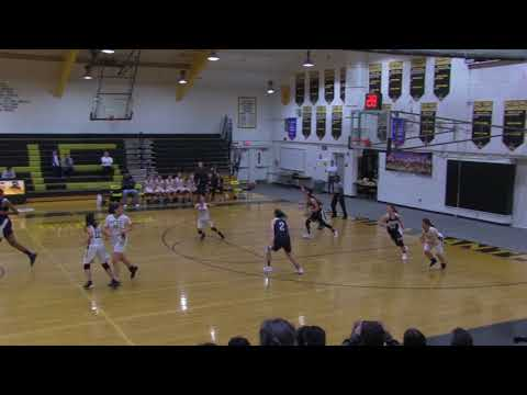 RHP Girls' Varsity Basketball vs. Peninsula High School - December 20th, 2017