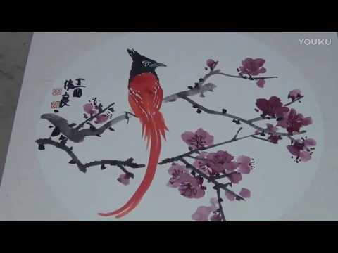 Traditional Chinese Painting - Flower & Bird Painting