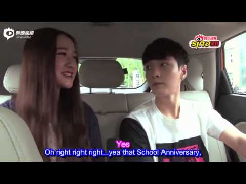 150515 Lay - Idol Hug - Interview by a fan representative (ROUGH SUBS)