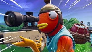 👉NEW SKIN **PEZ PALT** at FORTNITE BATTLE ROYALE🐟
