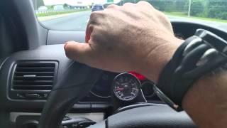 APR Stage KO4 Test Run GTI MkV