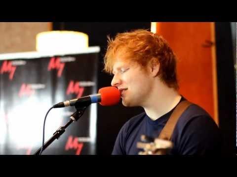 My103.9's Live and Rare - Ed Sheeran - Lego House