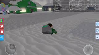 Dansk roblox Snow Shoveling Simulator episode 1