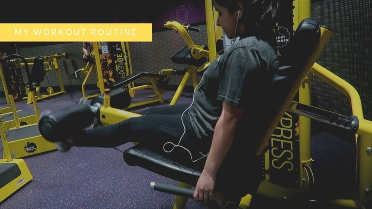 Getting Back into Working Out! Get Fit With Me 2019 / Leticia