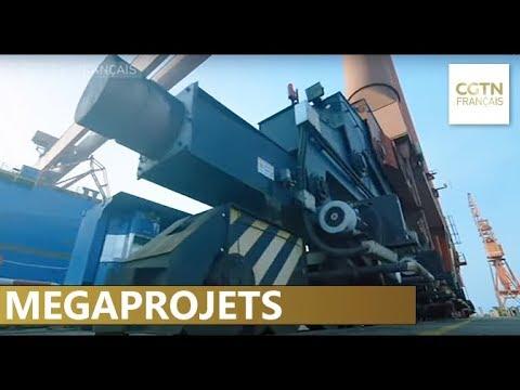 Les mégaprojets de la Chine Ⅲ - Episode 4 Partie 2