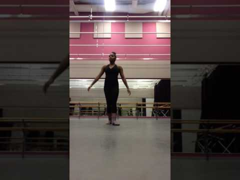 Cleveland School of the Arts Dancer Freestyle