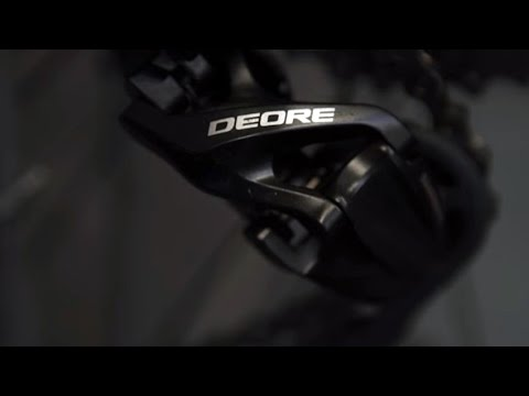 Группы оборудования Shimano для MTB, их различия и назначение