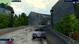 Need for Speed IV High Stakes Gameplay