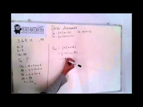 cara-mudah-mengerjakan-deret-aritmatika
