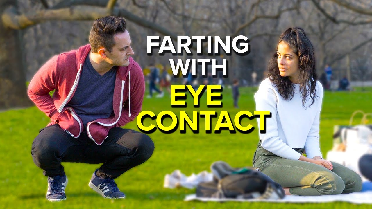 FARTING WITH EYE CONTACT (PART 2!)