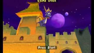 Spyro 1-3: Game over