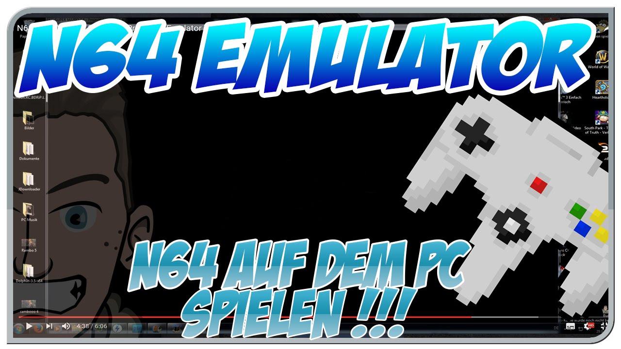 n64 emulator spiele